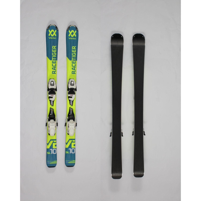 Jazdené bazárové lyže VOLKL Race Tiger SL10 140 cm