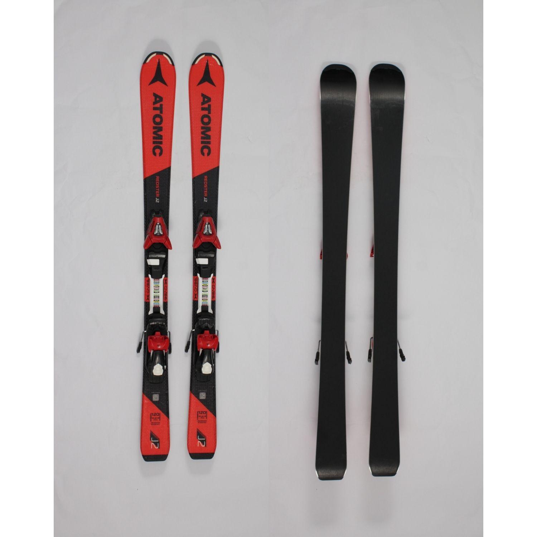 Jazdené bazárové lyže ATOMIC Redster J2 140 cm