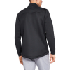 Mikina UNDER ARMOUR Storm Daytona Full Zip Apparel Black
