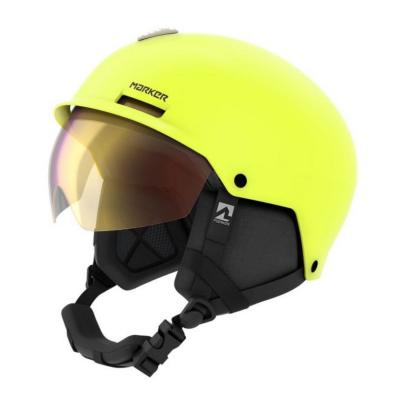 Detská lyžiarska prilba MARKER Vijo Yellow