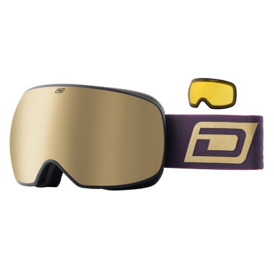 DIRTY DOG Mutant Prophecy Brown/Gold