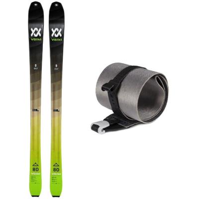 Skialpinistické lyže VÖLKL Rise 80 so stúpacími pásmi