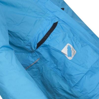 Zbaliteľná bunda NORTHFINDER Northkit Blue