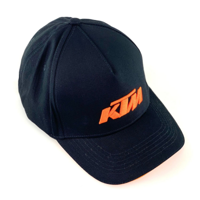 Šiltovka KTM Factory Team Black