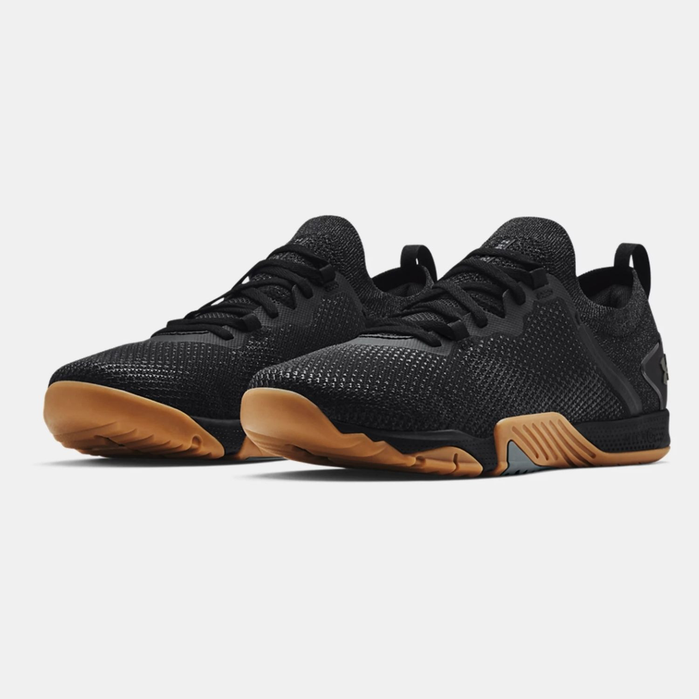 Pánska fitness obuv UNDER ARMOUR TriBase™ Reign 3 Training Shoes Black Čierna 44.5