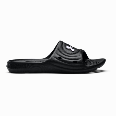 Under Armour UA Locker IV Slides Black
