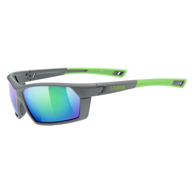 UVEX Sportstyle 225 Grey/Green