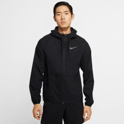 Mikina Nike Flex Full-Zip Training Jacket Black