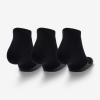 Under Armour Heatgear Locut 3-Pack Black