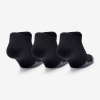 Under Armour Heatgear Ns 3-Pack Black