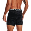 UNDER ARMOUR CC 6in Novelty 3 Pack BlackRed