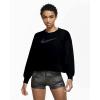 NIKE Sweatshirt DRY GET FIT DREW Black