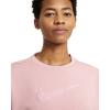 NIKE Sweatshirt DRY GET FIT DREW Pink