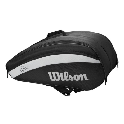 WILSON RF Team 12pack Black
