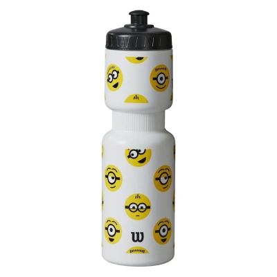 WILSON Minions Water Bottle White