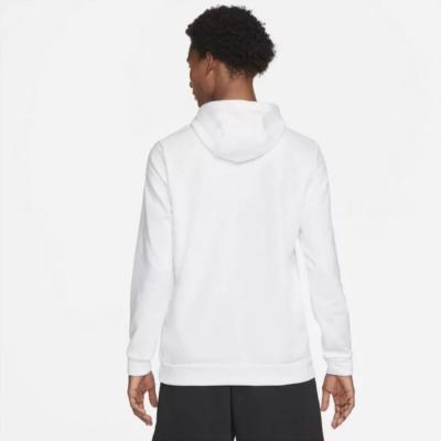 NIKE Dri-FIT Men's Pullover Tr White