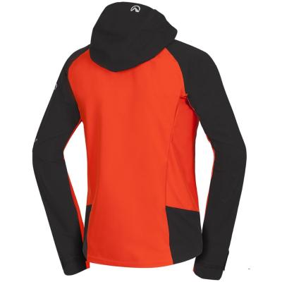 Bunda NORTHFINDER Roston Black/Orange