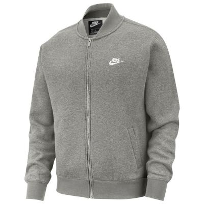 Mikina NIKE Sportswear Club Fleece Grey