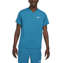 Polo tričko NIKE Court Dri-FIT Blue