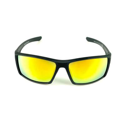 Slnečné okuliare BASLEY Black/Yellow