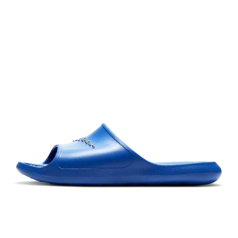 Šľapky NIKE Victori One Men's Shower Blue Modrá 42.5