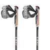 Trekingové palice LEKI Instructor Lite Black/White/Orange 100-125 cm