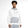 NIKE Sportswear Men's Full-Zip Grey