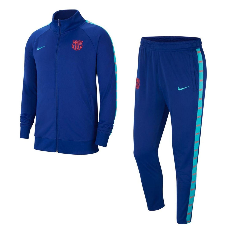 Tepláková súprava NIKE F.C. Barcelona JDI Blue Modrá L