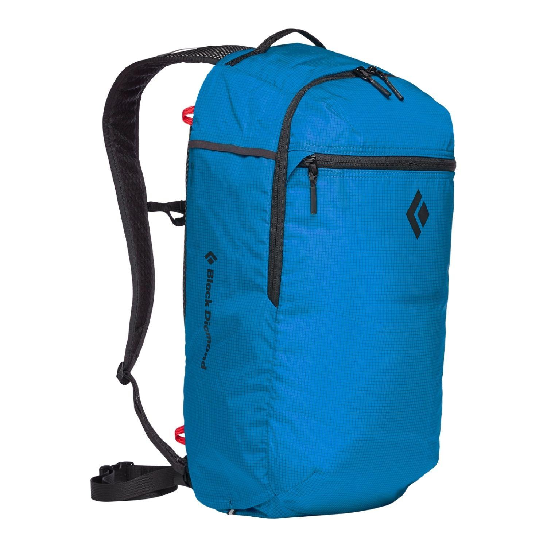 Batoh BLACK DIAMOND Trail Zip 18 Blue Modrá