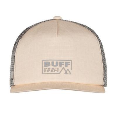 BUFF Trucker Cap Solid Sand