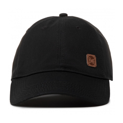 BUFF Baseball Cap Solid Black
