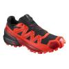 SALOMON Spikecross 5 GTX Black/Red