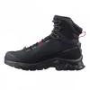 Zimná obuv SALOMON Quest Winter TS CSWP Black/Goji