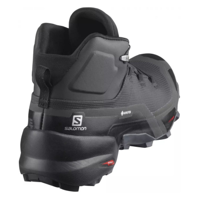 Topánky SALOMON Cross Hike Mid GTX W Black