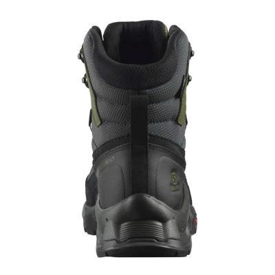 Turistická obuv SALOMON Quest Element GTX Black/Deep Lichten