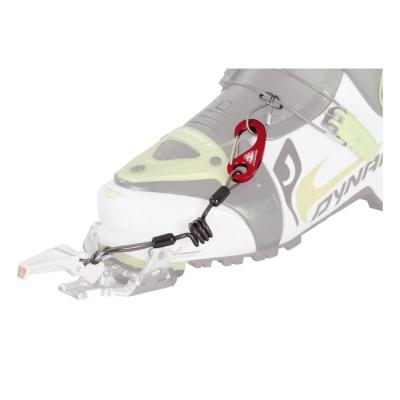 Skialpové vázání DYNAFIT Speed Turn s bezpečnostním lankem Guide Leash