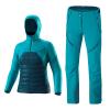 DYNAFIT Radical Primaloft® Hooded Jacket W + DYNAFIT Mercury Dynastretch Pants W