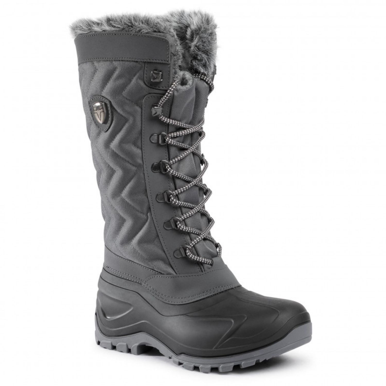 Obuv CMP Nietos Woman Snow Boots Grey Sivá 39