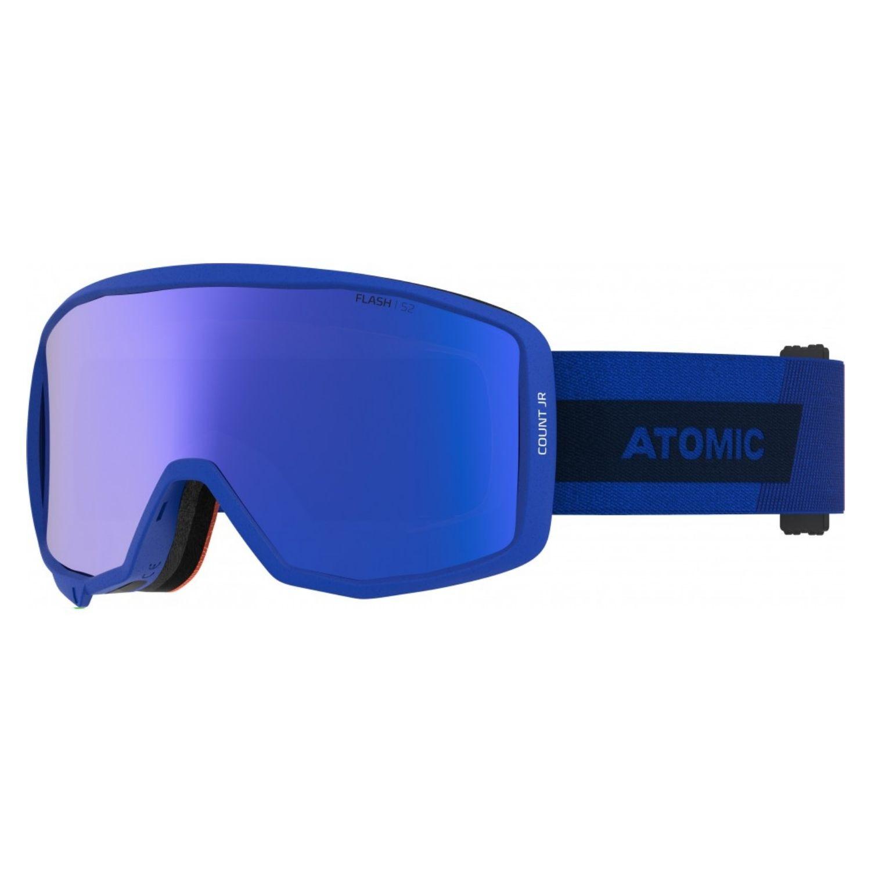 Detské okuliare ATOMIC Count JR Cylindrical Blue Modrá