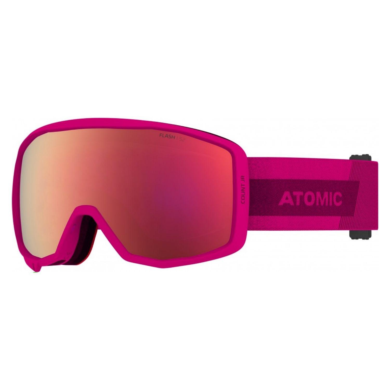Detské okuliare ATOMIC Count JR Cylindrical Berry/Pink Ružová