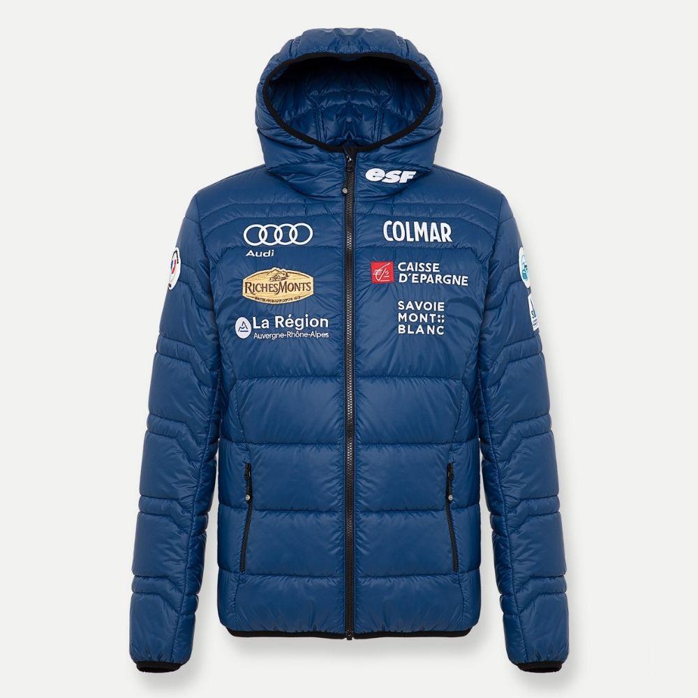 Bunda COLMAR Audi Aspen Blue Modrá 3XL