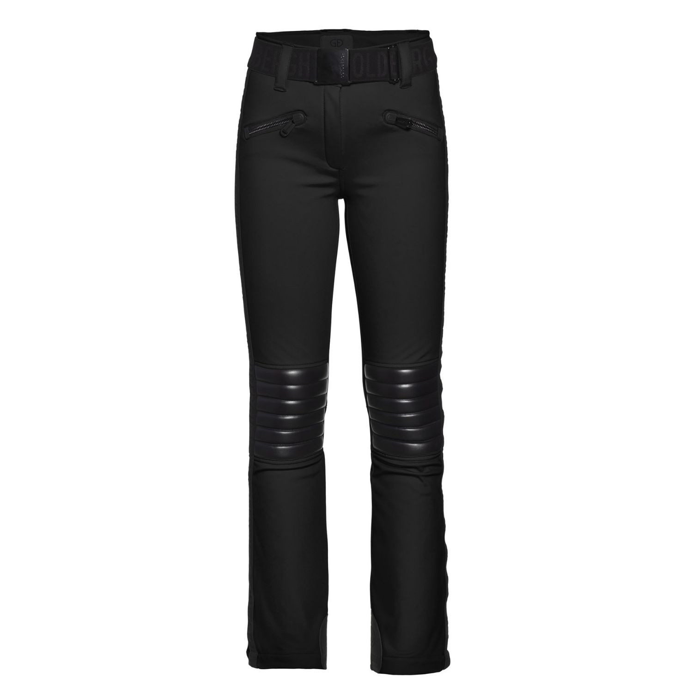 Lyžiarske nohavice GOLDBERGH Rocky Black Čierna XL