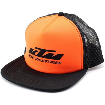 Kšiltovka KTM Factory Team Mash Cap Orange