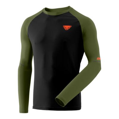 Termo tričko DYNAFIT Alpine Pro Longsleeve M Winter Moss