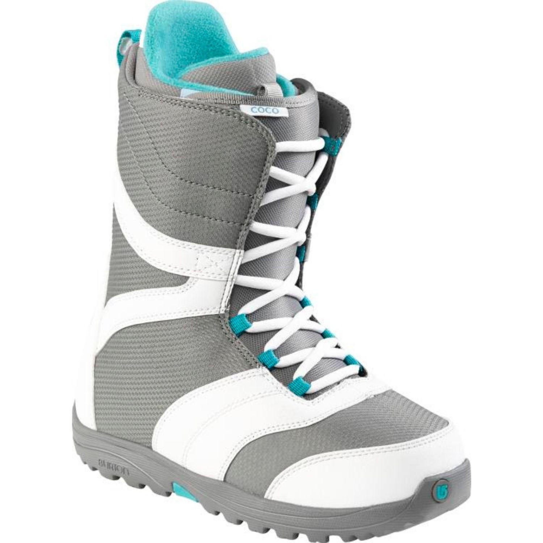 Snowboardová obuv BURTON Coco Sivá 22.0