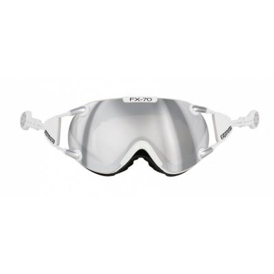 CASCO FX70 Carbonic white-silver