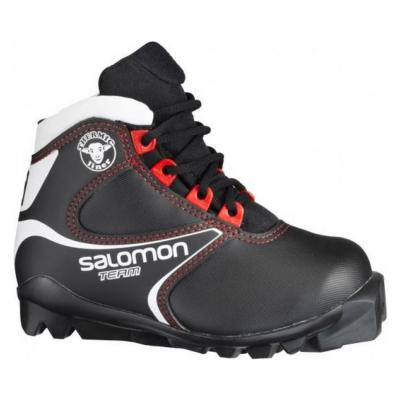 SALOMON Team Junior Black