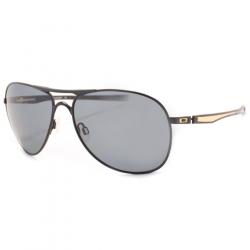 Slnečné okuliare OAKLEY Sw Plaintiff Matte Blk/Gold W/Grey Polarized
