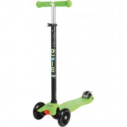 Kolobežka MICRO Maxi T lemon green