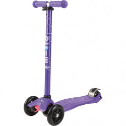Kolobežka MICRO Maxi T purple metallic